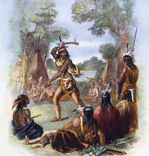 Chief Pontiac - French Indian War
