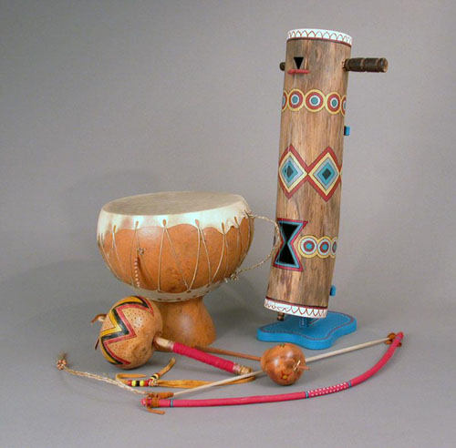 Modern Native American Toys