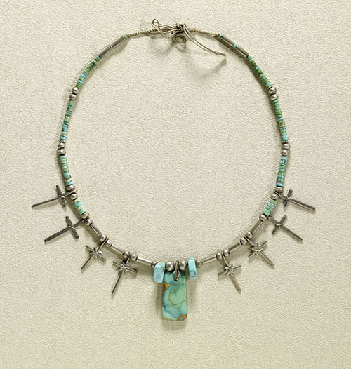 Native American Jewelry Necklace