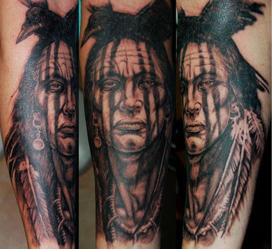 native american tattoos and their tribal meanings. Black Bedroom Furniture Sets. Home Design Ideas
