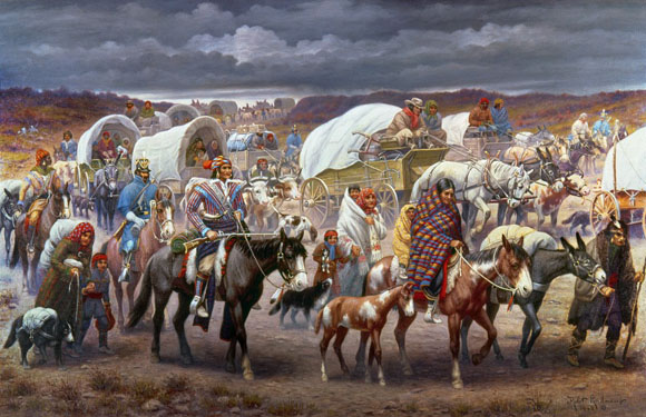 Trail of Tears - Cherokee Nation