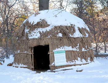 Wigwam, Native American Shelter